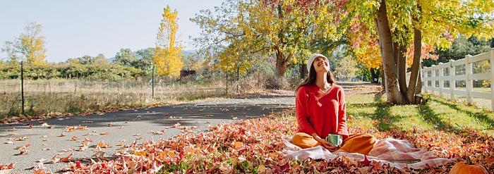 6 Secrets for a Balanced, Vibrant Vata This Fall