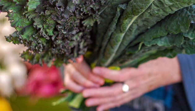 Finding Ayurveda at the Farmer's Market