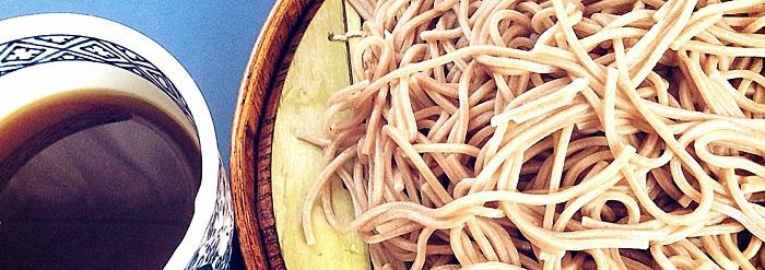 Garlic Chili Soba Noodles