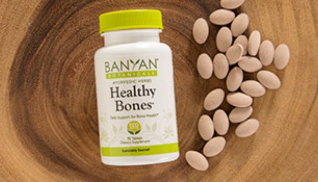 Healthy Bones: More Than a Calcium Supplement