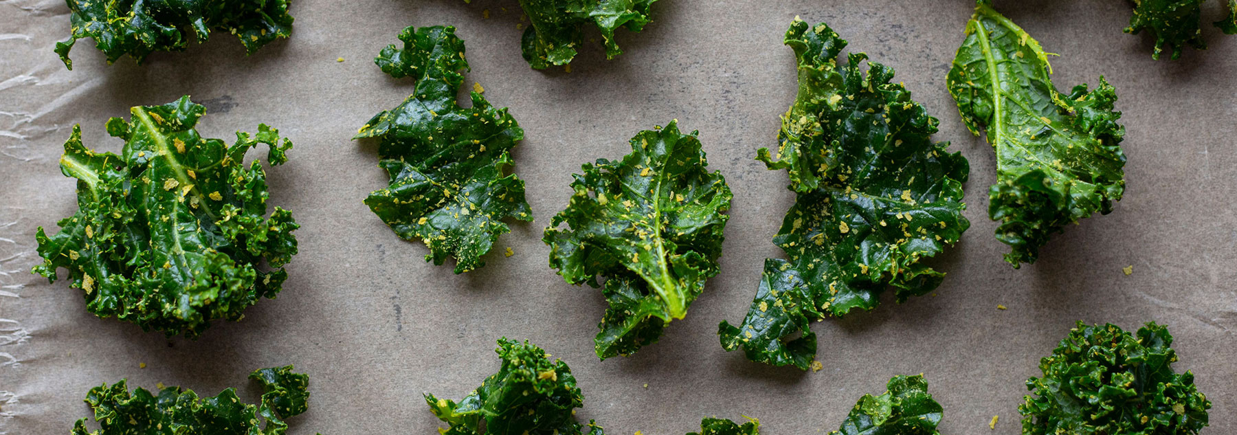 Cleanse-Friendly Kale Chips Recipe with Kitchari Spice Mix