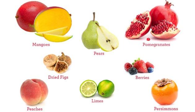 Kapha-Pacifying Foods