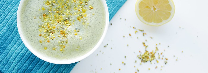 Lemon Moringa Latte Recipe: A Caffeine-Free Energy Boost