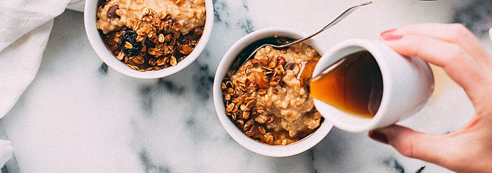 Vata-Pacifying Recipe: Crock Pot Oatmeal
