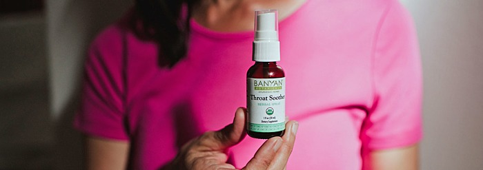 Don't Forget Throat Soother Herbal Spray This Winter—Now Featuring Echinacea!