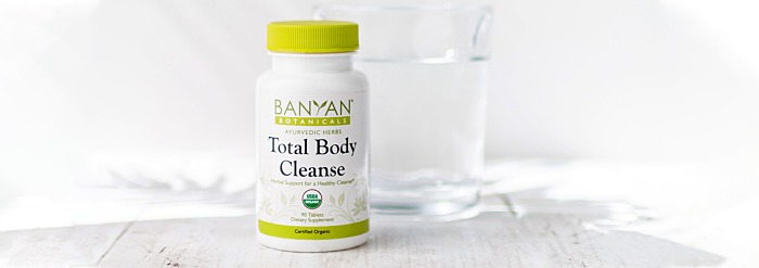 Power Up Your Detox with Total Body Cleanse!