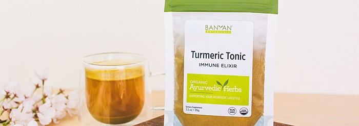 Turmeric Tonic—Immune Elixir for Gargling & Wellness