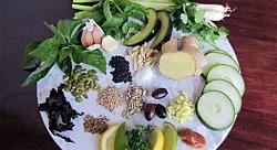 Vata-Pacifying Diet