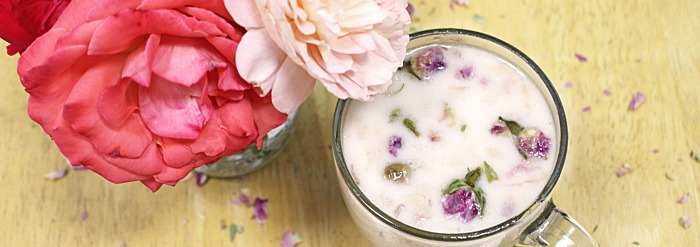 Cardamom, Ginger, & Rose Women's Health Tonic Recipe