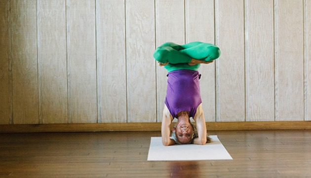 Inversions in Yoga: Shifting Your Perspective