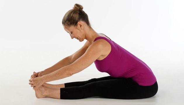 Vata-Pacifying Yoga