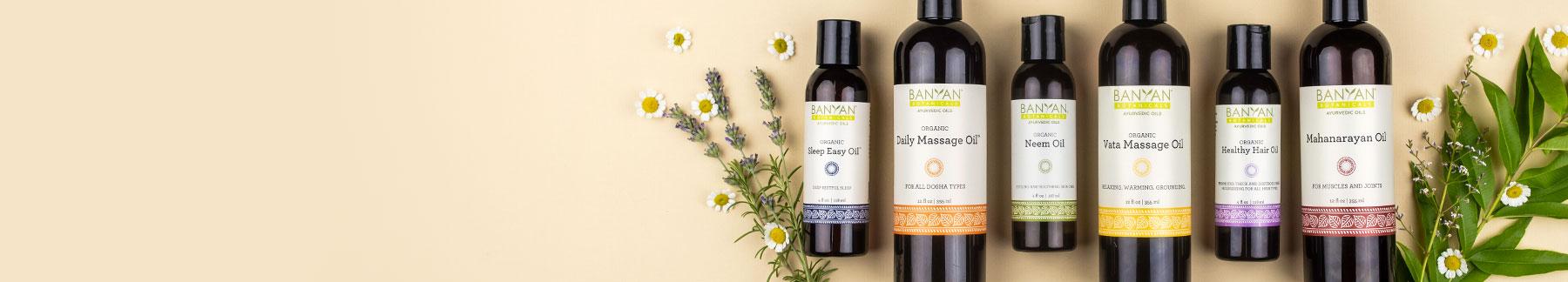 Herbal Oils Sale
