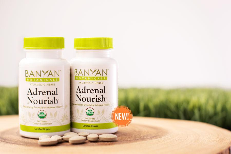 Introducing Adrenal Nourish