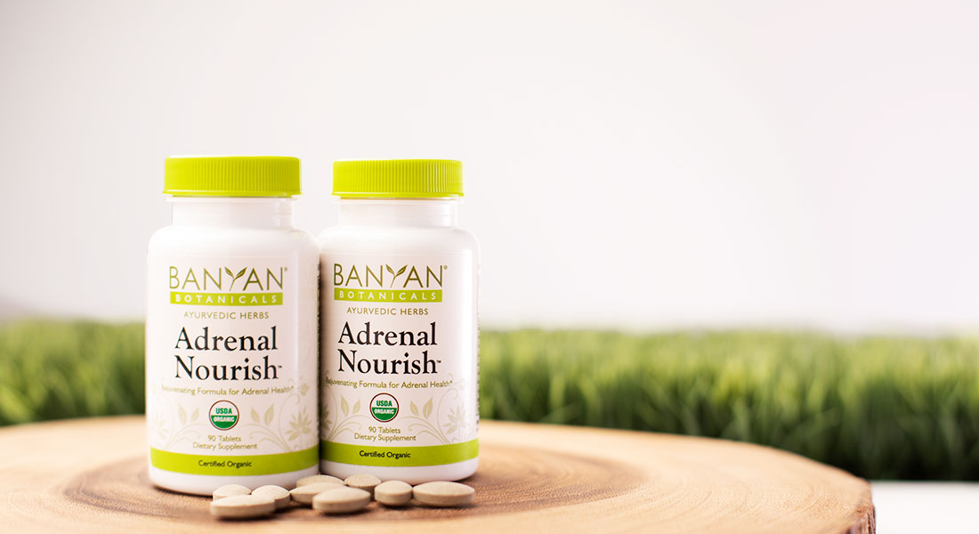 New Product, Adrenal Nourish